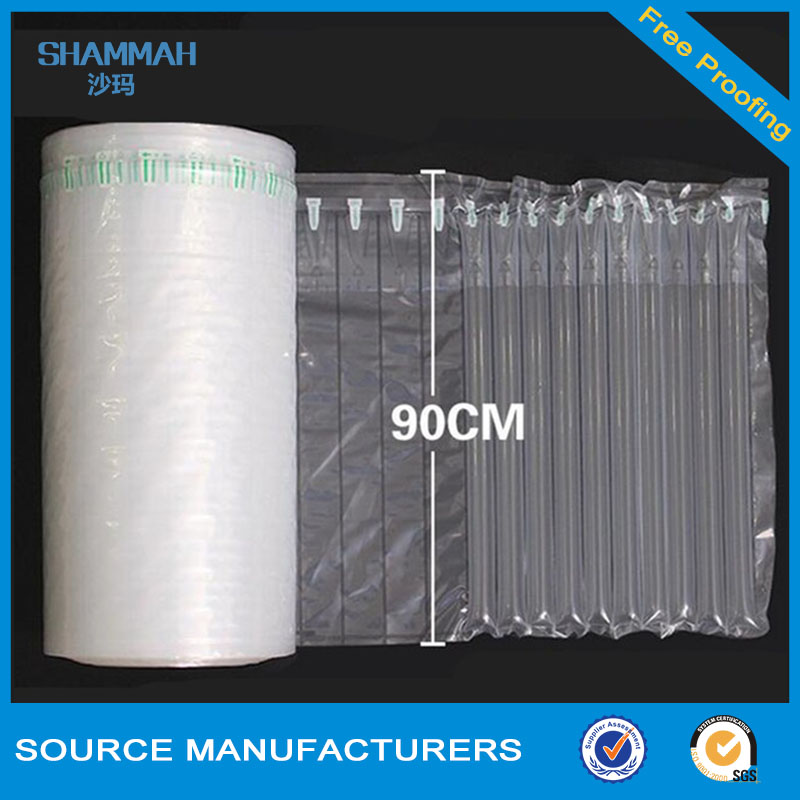 13cm x 20cm Milk powder can air cushion protection packaging
