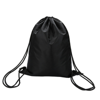 drawstring backpack personalized custom printed drawstring bags gym bag with lots of pockets DB10