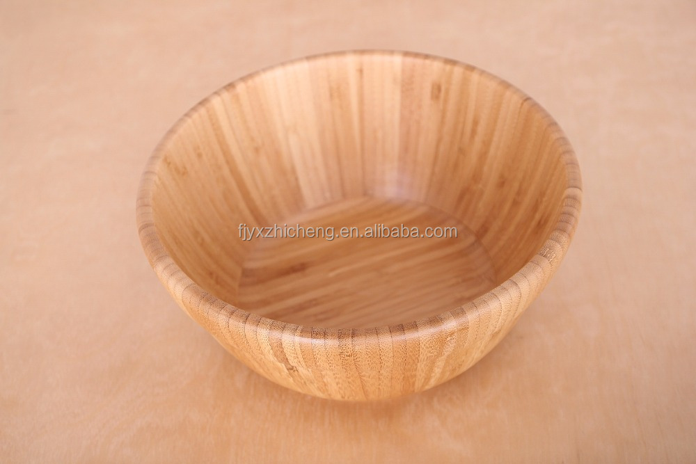 Wholesale Bamboo Wooden Rice Miso Soup Bowl Totally Bamboo Super Soup/Cereal Bowl