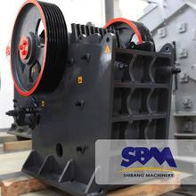 SBM the main equipment of crusher cone 150 tph low cost for sale in china