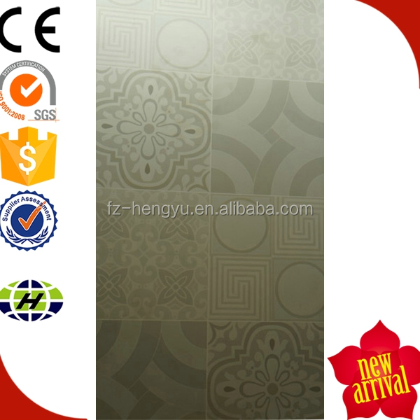 300X600mm bathroom tile decals