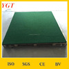 YGT Golf Mat Golf Training AidHitting Mats Practice Rubber with Tee Holder Grass indoor/outdoor Golf