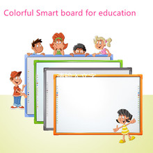 2017 Hot Sale New arrival multi-touch interactive smart whiteboard for school and office