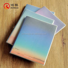 N142-A China wholesale notebook stationery supplier plastic notebook rings,digital notebook