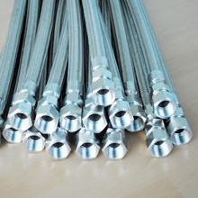 Explosion proof stainless steel wire braiding flexible hose