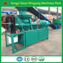 China factory good price charcoal powder brown coal briquette making machine 008615803859662