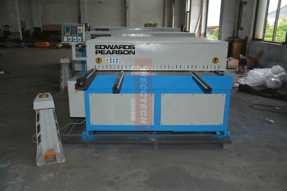 Electric shearing machine / metal sheet cutting machine / guillotine electric shear