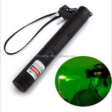 2017 High quality rechargeable green laser pointer sd laser 303