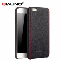 QIALINO Original Brand New Cases, Luxury Genuine leather for iphone 6
