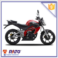 Chinese manufacturer new design 200cc street motorcycle