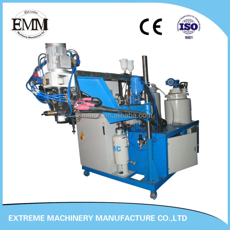 EMM110-1 polyurethane foam production line