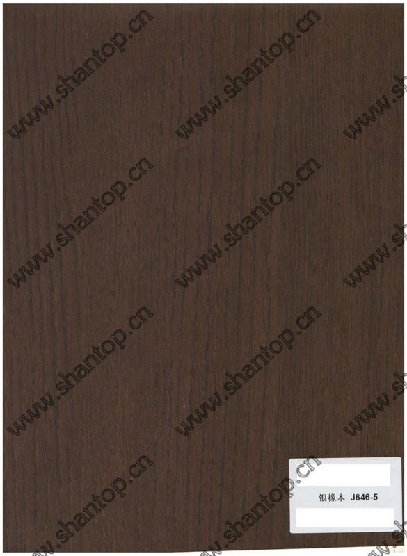 melamine mdf color- Sliver Oak wood grain
