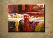 100%Handpainted Pino Oil painting Reproductions