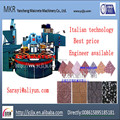 High quality and best price Terrazzo tile machine