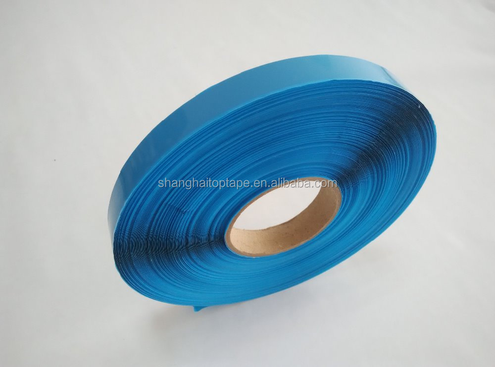 double sided blue color 3m waterproof rubber pe foam tape High quality