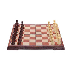 Best Selling Folding 3D Russia Version Chess Set
