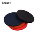 Wholesales Colorful Round Genuine Leather Wireless Charger For Samsung galaxy s2
