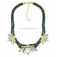 Acrylic Necklace Trending Hot Imitation Products