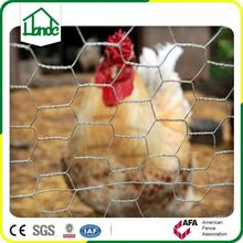 factory price galvanized hexagonal chicken wire mesh