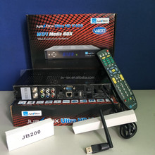 Wholesale jyazbox ultra hd v400 to Puerto Rico canada free shipping better than jynxbox 6pcs/lot