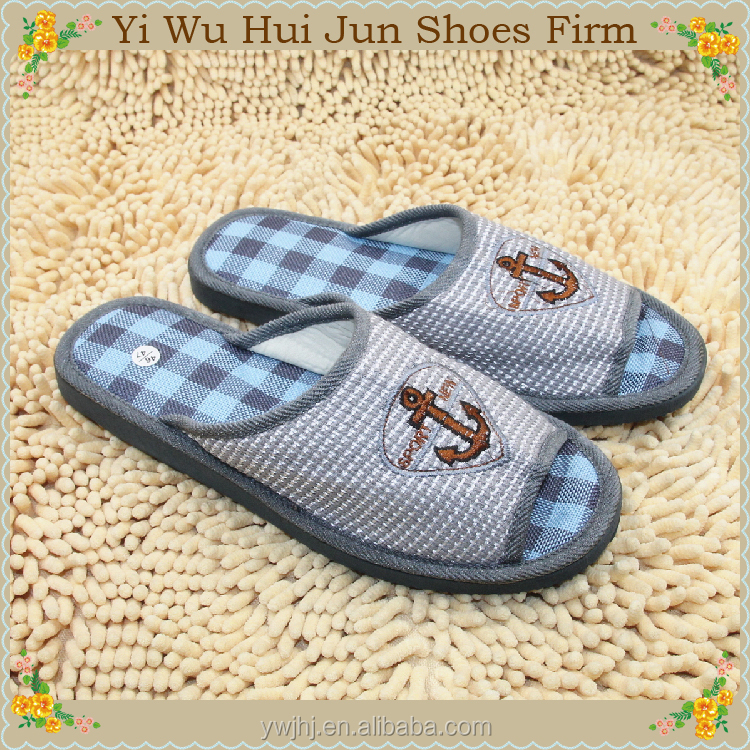 Men\S Cotton Slippers Disposable Towel Slippers