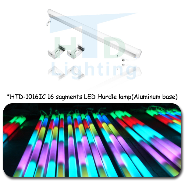 led digital tubes light RGB 7 color smd 5050 perfect for night club pixel addressable
