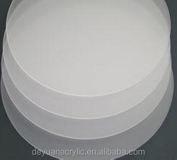 High quality White PS Diffuser Sheet for Ceiling LED Panel Light