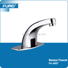 FUAO Professional best quality brass automatic shut off faucet