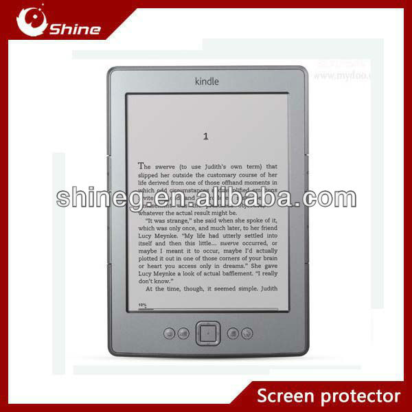 Hotsale Japanese blue light cut film anti reflection lcd protector film for Amazon Kindle4
