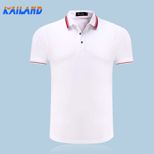 Kailand Wholesale cheap dry fit mens plain polo t shirt China manufacturer