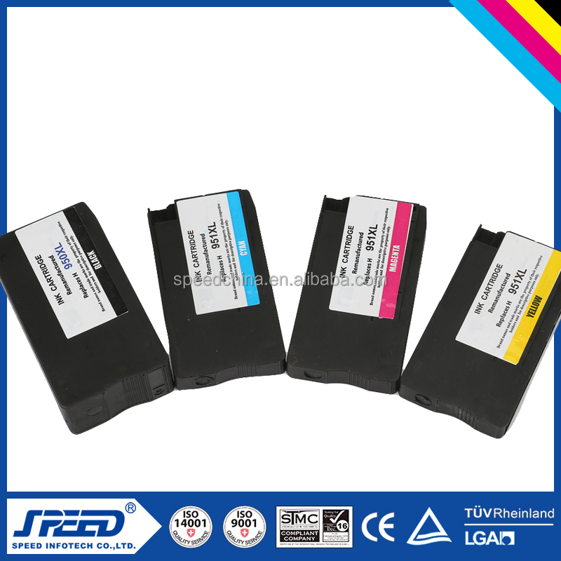 Printer ink cartridge replacement for hp 950xl 951xl