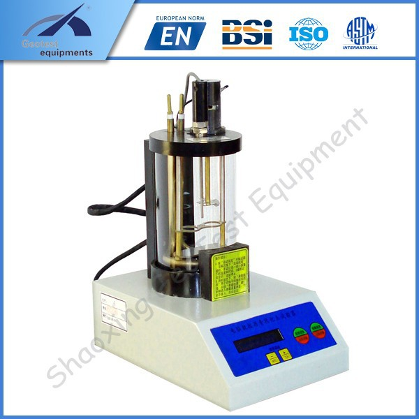 ASPT-3 (Digital tube display) Asphalt Softening Point Tester/tube tester/softening point test for bitumen