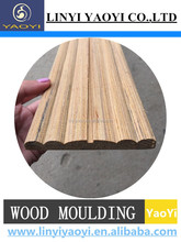 Paulownai wood tilt fillet architrave moulding