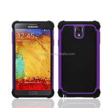 Ballistic hybrid combo cell phone case cover For Samsung galaxy note 3 n9000