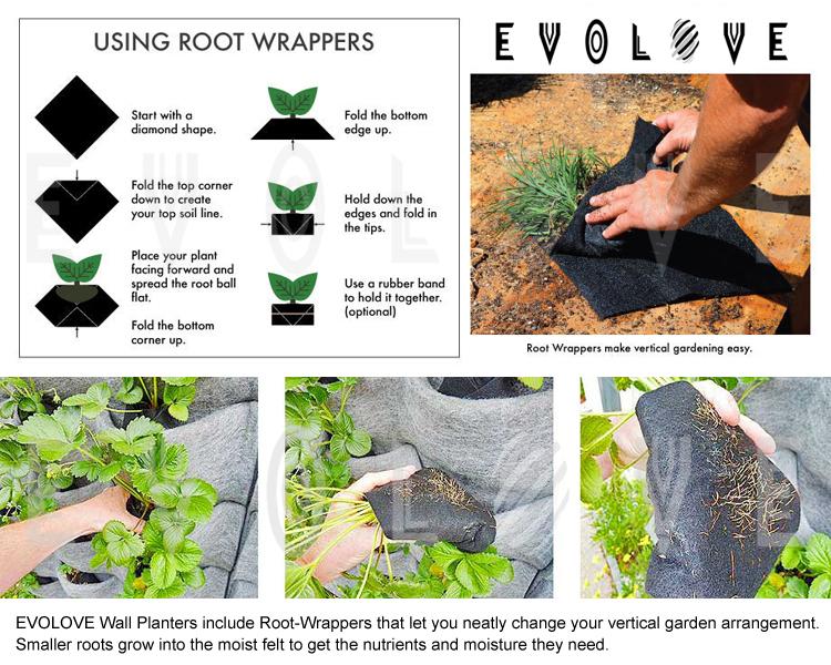 Vertical Garden Planter Self Watering System