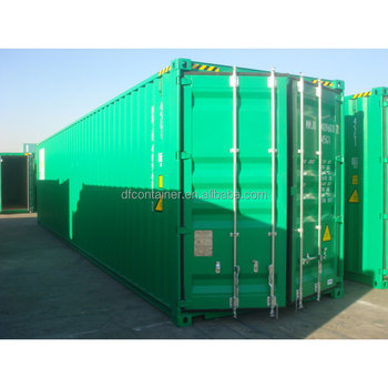 40HC High Quality Marine shipping container for Sea Transporting