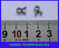 ISO9001,TS16949 professional Double Wire Spring Hose Clip