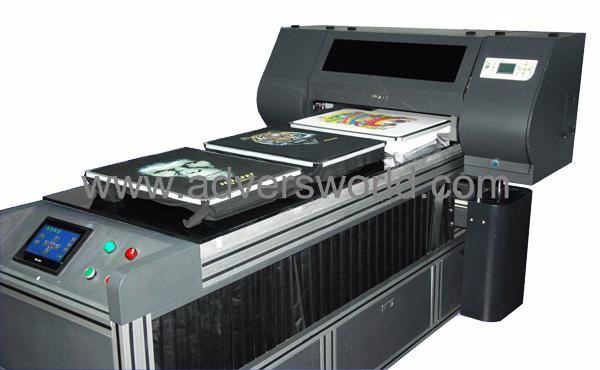 A1 size uv printer, large size fast uv printing machine, glass flora digital uv printer