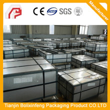 China factory prime tinplate coil sheet metal types