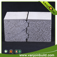 Prefabricated House Wall Panels Building Construction Materials For Shopping Malls