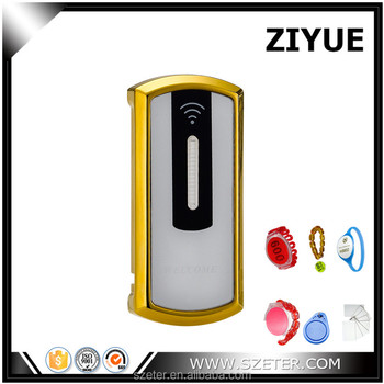 Fitness Gym Center digital lock cabinet RFID