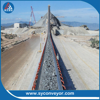 Coal Mines Belt Conveyor System Of