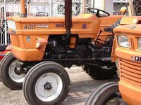 Fiat New Holland 480 S tractors