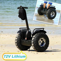1000Wx2 8.8AH 72V Self Balancing SCOOTER Land Cruiser /Li-ion battery Scooter