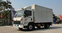 HOWO 10 ton container lorry 140 hp