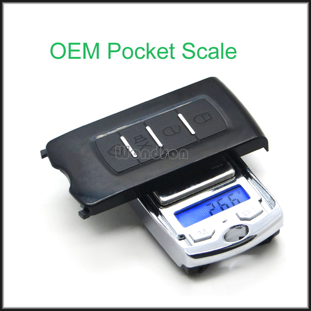 Mini Car Keys Style Scale 0.01/100g Gram LCD Display Digital Pocket Scale Jewelry Scale