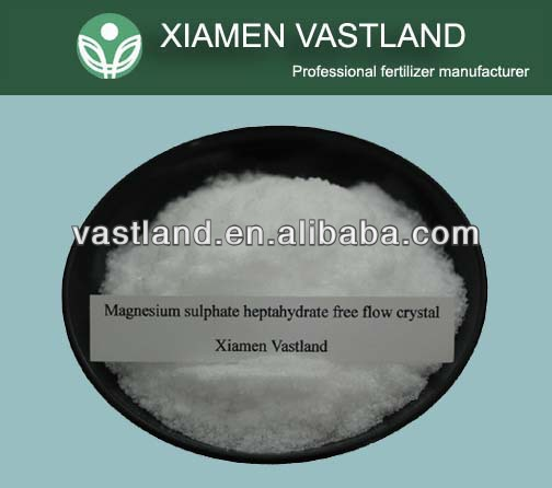 Agriculture grade hydrated/heptahydrate magnesium sulphate