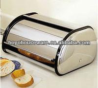 Metal Bread Bin with lid