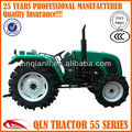 QLN654 65hp 4wd farm china traktor