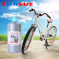 Tyre sealant anti-puncture tube bike tyre sealant for preventative use